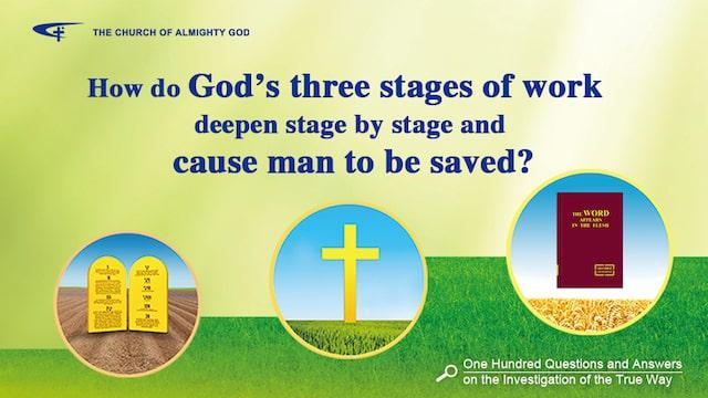 the last days , salvation, work of God's, Eastern Lightning , Jesus