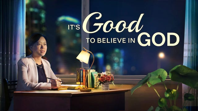 good-to-believe-in-God